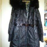 Пальто зимнее жен. Фото 3.