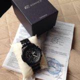Оригинальные часы casio edifice ef-558. Фото 1. Красногорск.