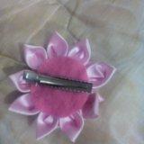 Заколка бантик цветок. Фото 2. Новошахтинск.