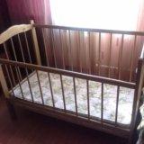 Кровать детская . Фото 1.