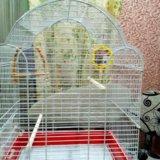 Клетка для птиц. Фото 2. Железнодорожный.