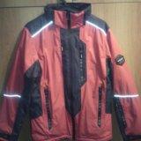 Куртка брендовая на мальчика 10-12лет. Фото 1.