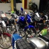 Мотоциклы. Фото 3.