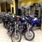 Мотоциклы. Фото 1.