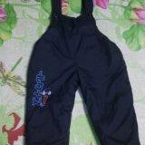 Детские штаны на синтепоне. Фото 1. Томск.