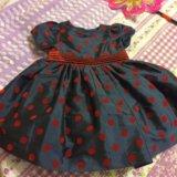 Нарядное платье для девочки. Фото 2. Москва.