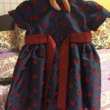 Нарядное платье для девочки. Фото 3. Москва.
