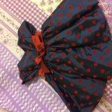 Нарядное платье для девочки. Фото 1. Москва.