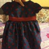 Нарядное платье для девочки. Фото 4. Москва.