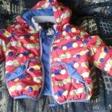 Куртка и штаны на мальчика рост 80-86 весна-осень. Фото 1.