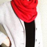 Хомут-шарф. Фото 2.