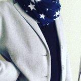 Хомут-шарф. Фото 1.