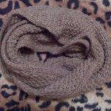 Новый шарф-снуд. Фото 1.