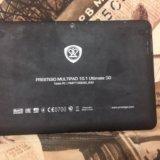 Планшет prestigio multipad 10.1 3g. Фото 3.