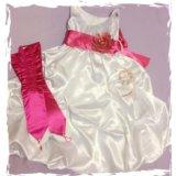 Платье нарядное новое сша. Фото 1.