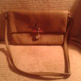 Новая бежевая сумка. Фото 3.