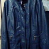 Куртка кожзам. Фото 1. Кемерово.