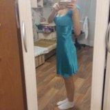 Атласное платье. Фото 3. Уфа.
