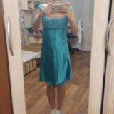Атласное платье. Фото 4. Уфа.