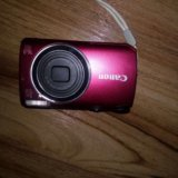 Цифровой фотоаппарат canon power a3300 is. Фото 3.