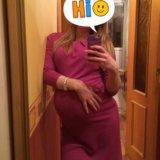 Платье для беременных. Фото 4. Москва.