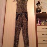 Леопардовый костюм. Фото 2.