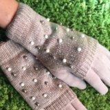 Новые перчатки с камнями. Фото 2. Новосибирск.