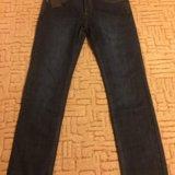Продам абсолютно новые мужские утеплённые джинсы. Фото 1. Зеленоград.