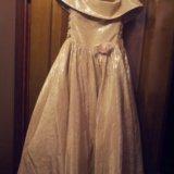 Праздничное платье. Фото 1. Москва.