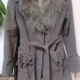 Пальто женское демисезонное. Фото 1.