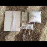 Свадебный набор / набор для свадебной церемонии. Фото 1.