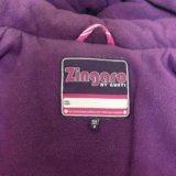 Зимняя куртка для девочки р 134. Фото 3.