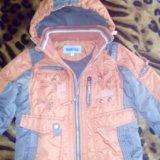 Куртка деми 116рост. Фото 1. Барнаул.