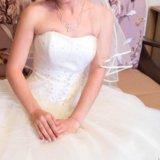 Свадебное платье. Фото 1. Ульяновск.