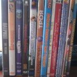 Dvd диски. фильмы. очень много разных. Фото 1.