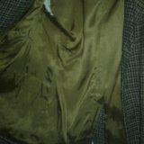 Пиджак в клетку. Фото 3.