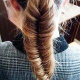 Прически на основе кос. Фото 4.