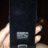 Чехол-аккамулятор iphone 4/4s. Фото 1.