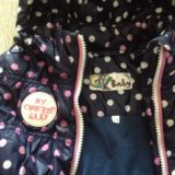 Курточка для девочки. Фото 4.