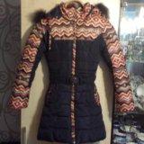 Продам пальто на девочку.р 38-40. Фото 1. Богандинский.