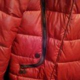 Куртка зимняя б/у в очень хорошем состоянии 62-64р. Фото 1.