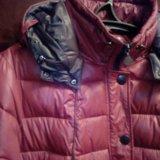 Куртка зимняя б/у в очень хорошем состоянии 62-64р. Фото 2.