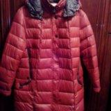 Куртка зимняя б/у в очень хорошем состоянии 62-64р. Фото 3.