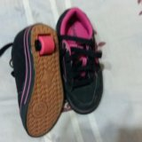 Сапоги ecco,  heelys кроссовки -ролики, сандалии. Фото 1.