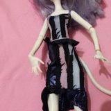 Monster high. платье кетрин де мяу. Фото 1.