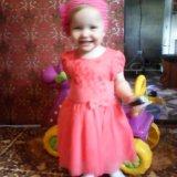 Платье детское. Фото 2. Белый Яр.