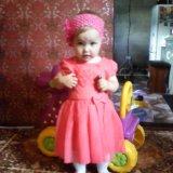 Платье детское. Фото 3. Белый Яр.