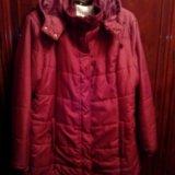Куртка осенняя б/у. Фото 2.