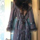 Пальто пехора. Фото 1.