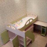 Детска кровать кд-4 альфа. Фото 4.